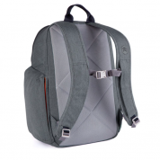 STM Kings Backpack - елегантна и стилна раница за MacBook Pro 15 и лаптопи до 15 инча (сив) 4