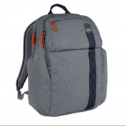 STM Kings Backpack - елегантна и стилна раница за MacBook Pro 15 и лаптопи до 15 инча (сив) 1