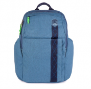 STM Kings Backpack - елегантна и стилна раница за MacBook Pro 15 и лаптопи до 15 инча (син)