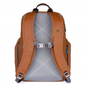STM Kings Backpack - елегантна и стилна раница за MacBook Pro 15 и лаптопи до 15 инча (кафяв) 3