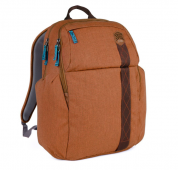 STM Kings Backpack - елегантна и стилна раница за MacBook Pro 15 и лаптопи до 15 инча (кафяв) 1