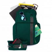 STM Kings Backpack - елегантна и стилна раница за MacBook Pro 15 и лаптопи до 15 инча (зелен) 5