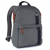 STM Banks Backpack - елегантна и стилна раница за MacBook Pro 15 и лаптопи до 15 инча (сив) 1