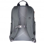 STM Trilogy Backpack For Laptops Up To 15-Inch - Tornado Grey 5