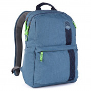 STM Banks backpack 15inch - china blue 1
