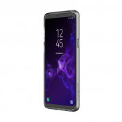 Incipio Classic Case Design Series - дизайнерски удароустойчив TPU кейс за Samsung Galaxy S9 (прозрачен-розов) 4