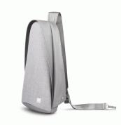 Moshi Tego Crossbody Sling - стилна чанта с презрамка за таблети до 10.5 инча (сив) 1
