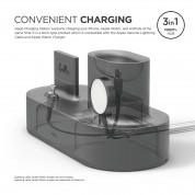 Elago Trio Charging Hub (dark gray) 1
