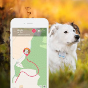 Tractive GPS Tracker for dogs and cats 4