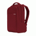 Incase ICON Backpack - елегантна и стилна раница за MacBook Pro 15 и лаптопи до 15 инча (червен) 2