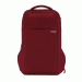 Incase ICON Backpack - елегантна и стилна раница за MacBook Pro 15 и лаптопи до 15 инча (червен) 1