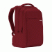 Incase ICON Backpack - елегантна и стилна раница за MacBook Pro 15 и лаптопи до 15 инча (червен) 4