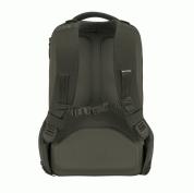 Incase ICON Backpack - елегантна и стилна раница за MacBook Pro 15 и лаптопи до 15 инча (тъмносив) 4