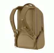 Incase ICON Backpack - елегантна и стилна раница за MacBook Pro 15 и лаптопи до 15 инча (бронз) 4