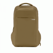 Incase ICON Backpack - елегантна и стилна раница за MacBook Pro 15 и лаптопи до 15 инча (бронз)