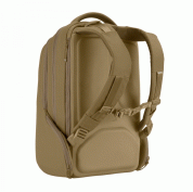 Incase ICON Backpack - елегантна и стилна раница за MacBook Pro 15 и лаптопи до 15 инча (бронз) 6