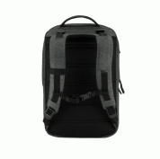Incase City Commuter Backpack - елегантна и стилна раница за MacBook Pro 15 и лаптопи до 15 инча (тъмносив) 3