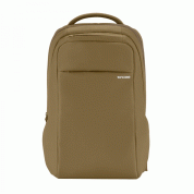Incase ICON Slim Backpack - елегантна и стилна раница за MacBook Pro 15 и лаптопи до 15 инча (бронз)