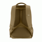 Incase ICON Slim Backpack - елегантна и стилна раница за MacBook Pro 15 и лаптопи до 15 инча (бронз) 3