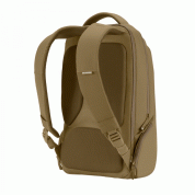 Incase ICON Slim Backpack - елегантна и стилна раница за MacBook Pro 15 и лаптопи до 15 инча (бронз) 4