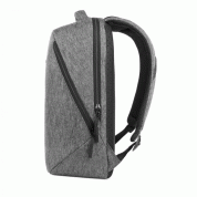 Incase Reform Backpack - елегантна и стилна раница за MacBook Pro 15 и лаптопи до 15 инча (сив) 3