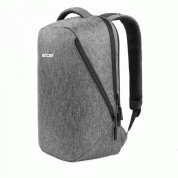 Incase Reform Backpack - елегантна и стилна раница за MacBook Pro 15 и лаптопи до 15 инча (сив) 1