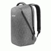 Incase Reform Backpack - елегантна и стилна раница за MacBook Pro 15 и лаптопи до 15 инча (сив) 1