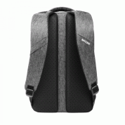 Incase Reform Backpack - елегантна и стилна раница за MacBook Pro 15 и лаптопи до 15 инча (сив) 2