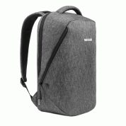 Incase Reform Backpack - елегантна и стилна раница за MacBook Pro 15 и лаптопи до 15 инча (сив) 5