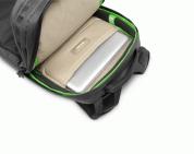 Incase City Backpack - елегантна и стилна раница за MacBook Pro 15, 17 инча и лаптопи до 17 инча (черен) 6