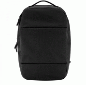 Incase City Compact Backpack - елегантна и стилна раница за MacBook Pro 15 и лаптопи до 15 инча (черен)