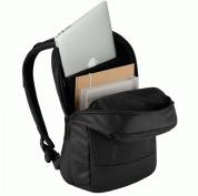 Incase City Compact Backpack - елегантна и стилна раница за MacBook Pro 15 и лаптопи до 15 инча (черен) 8
