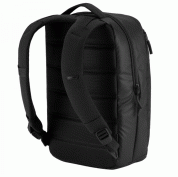 Incase City Compact Backpack - елегантна и стилна раница за MacBook Pro 15 и лаптопи до 15 инча (черен) 6