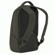 Incase ICON Lite Backpack - елегантна и стилна раница за MacBook Pro 15 и лаптопи до 15 инча (тъмносив) 3