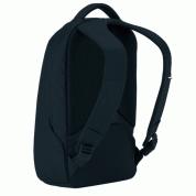 Incase ICON Lite Backpack - елегантна и стилна раница за MacBook Pro 15 и лаптопи до 15 инча (тъмносин) 2