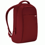 Incase ICON Lite Backpack - елегантна и стилна раница за MacBook Pro 15 и лаптопи до 15 инча (червен) 6
