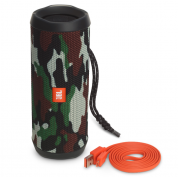 JBL Flip Wireless 4 Special Edition Waterproof Wireless Bluetooth Speaker and Microphone For Mobile (camouflage) 2