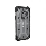Urban Armor Gear Plasma - удароустойчив хибриден кейс за Samsung Galaxy S9 (прозрачен) 3