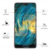 Eiger 3D Glass Full Screen Tempered Glass - калено стъклено защитно покритие за целия дисплея на Huawei P20 Pro (прозрачен) 2