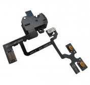 Apple Audio Jack Flex Cable - оригинален модул за звука за iPhone 4 (черен)