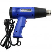 Best Hot Air Heat Gun 1600W BST-8016 with Digital Display Handhold and Temperature Adjustable Hot Air Blower  5