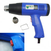 Best Hot Air Heat Gun 1600W BST-8016 with Digital Display Handhold and Temperature Adjustable Hot Air Blower  1