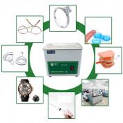 Best Stainless Steel Ultrasonic Cleaner BST-A80 - професионална ултразвукова вана за почистване на електроника, бижута, часовници, очила и др. 7