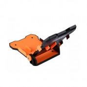 Jakemy JM-Z13 Repair Holder - държач за ремонтиране на смартфони до 5.5 инча (черен-оранжев) 4