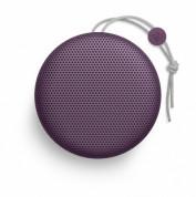 Bang & Olufsen BeoPlay A1 - уникална портативна аудиофилска безжична система за мобилни устройства (виолетов)