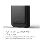 Mujjo Leather Wallet Case for Samsung Galaxy S9 (black) 3