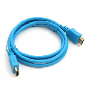 Omega HDMI Cable (1.5 meters) (blue)