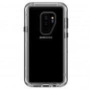 LifeProof Next - удароустойчив кейс за Samsung Galaxy S9 Plus (черен-прозрачен) 3