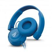 JBL T450 On-ear Headphones - слушалки с микрофон за мобилни устройства (син) 3