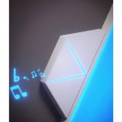 Nanoleaf Rhythm - допълнителен модул за добавяне на музика към светещи панели, съвместим с Amazon Alexa, Apple HomeKit, Google Assistant и IFTTT 1